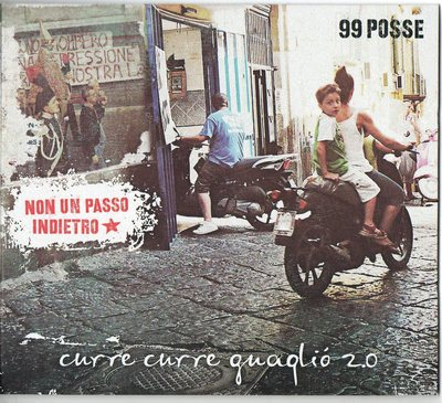 99 Posse - Curre Curre Guaglio 2.0 (2014) .mp3 - 320kbps