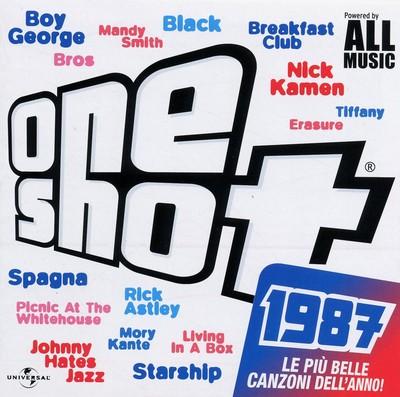One Shot 1987 (2006).Mp3 - 320Kbps