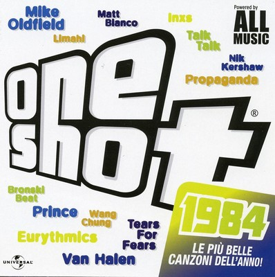 One Shot 1984 (2005).Mp3 - 320Kbps