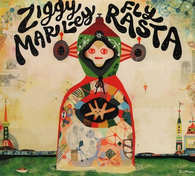 Ziggy Marley & The Melody Makers - Fly Rasta (2014) .mp3 - 320kbps