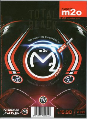 VA - M2o Vol.34: Total Black (2013) .mp3 - 320kbps