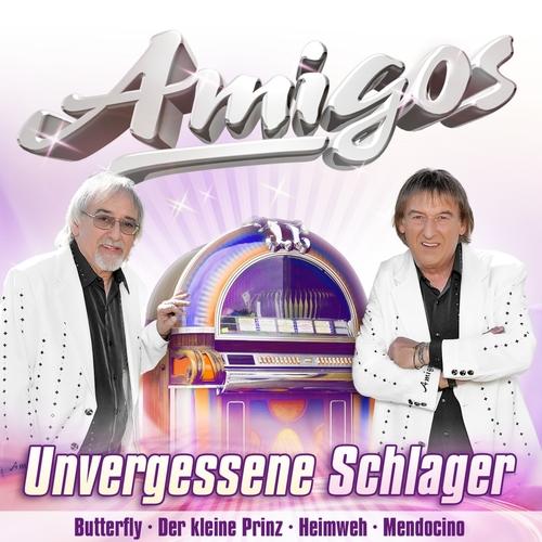 Amigos - Unvergessene Schlager (2014)