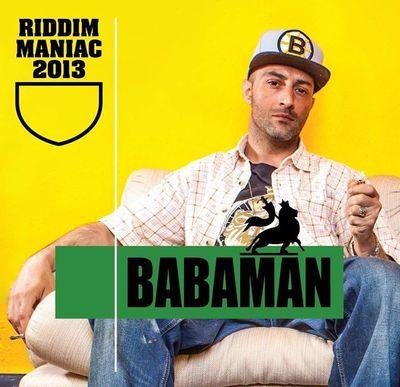 Babaman - Riddim Maniac (Combo Edition) (2013) .mp3 - 320kbps