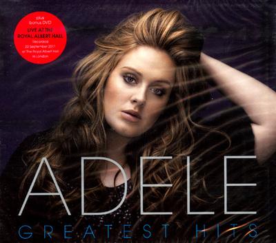 Adele - Greatest Hits (2012).Mp3 - 320Kbps