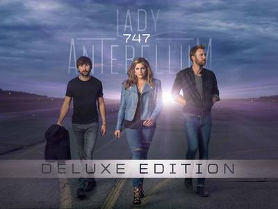 Lady Antebellum - 747 [Deluxe Edition] (2014)