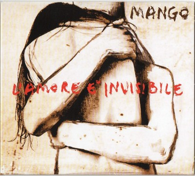 Mango - L' Amore E' Invisibile (2014) .mp3 - 320kbps