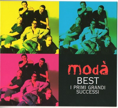 Modà - Best I Primi Grandi Successi (2014) .mp3 - 320kbps