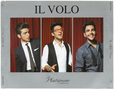 Il Volo - The Platinum Collection [3CD] (2015).Mp3 - 320kbps