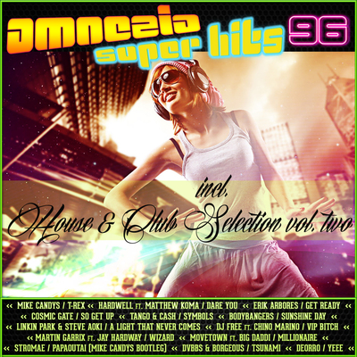 Amnezia Super Hits 96 [2CD] (2013) .mp3 - 320kbps