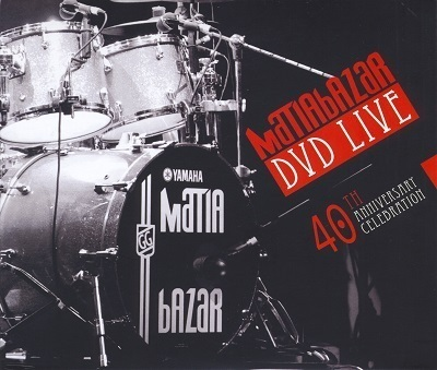 Matia Bazar - 40th Anniversary Celebration [Live] (2015).Mp3 - 320Kbps