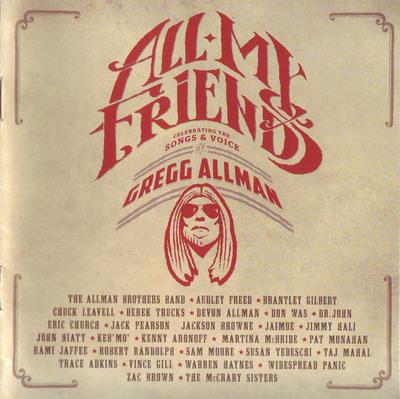 VA - All My Friends: Celebrating the Songs & Voice of Gregg Allman (2014) .mp3 - 320kbps