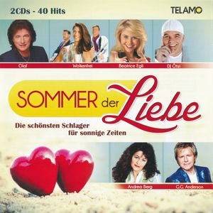 pop sommer der liebe die sch nsten schlager f r sonnige zeiten 2 cd 2014. Black Bedroom Furniture Sets. Home Design Ideas