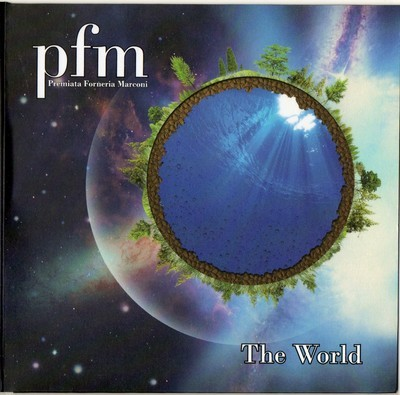 PFM (Premiata Forneria Marconi) - The World (2015).Mp3 - 320Kbps