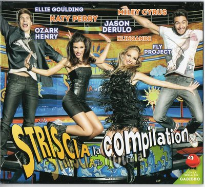 VA - Striscia La Compilation 2014 (2014) .mp3 - 320kbps