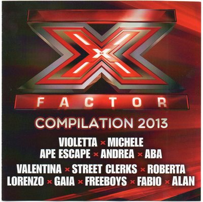 VA - X Factor Compilation 2013 (2013) .mp3 - 320kbps