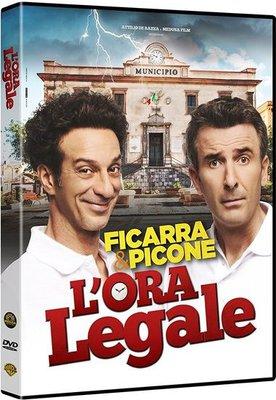 L'ora legale (2016) DVD5 COMPRESSO ITA