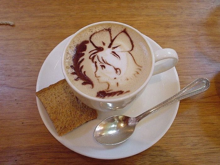 Coffee art #3 44