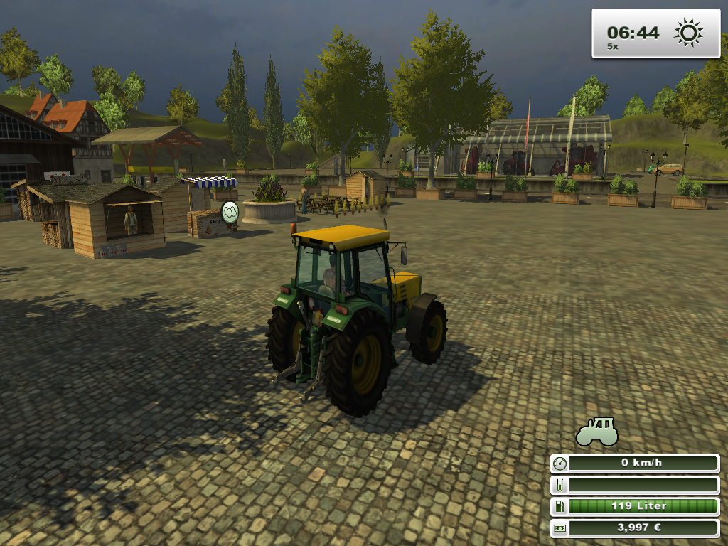 (LS 2013) Map Hagenstedt in Oberbayern by Arvalus