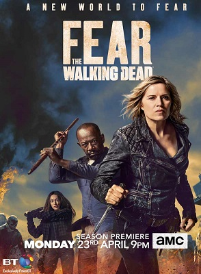 Fear The Walking Dead - Stagione 4 (2018) (8/16) WEBMux 1080p HEVC ITA ENG AC3 x265 mkv