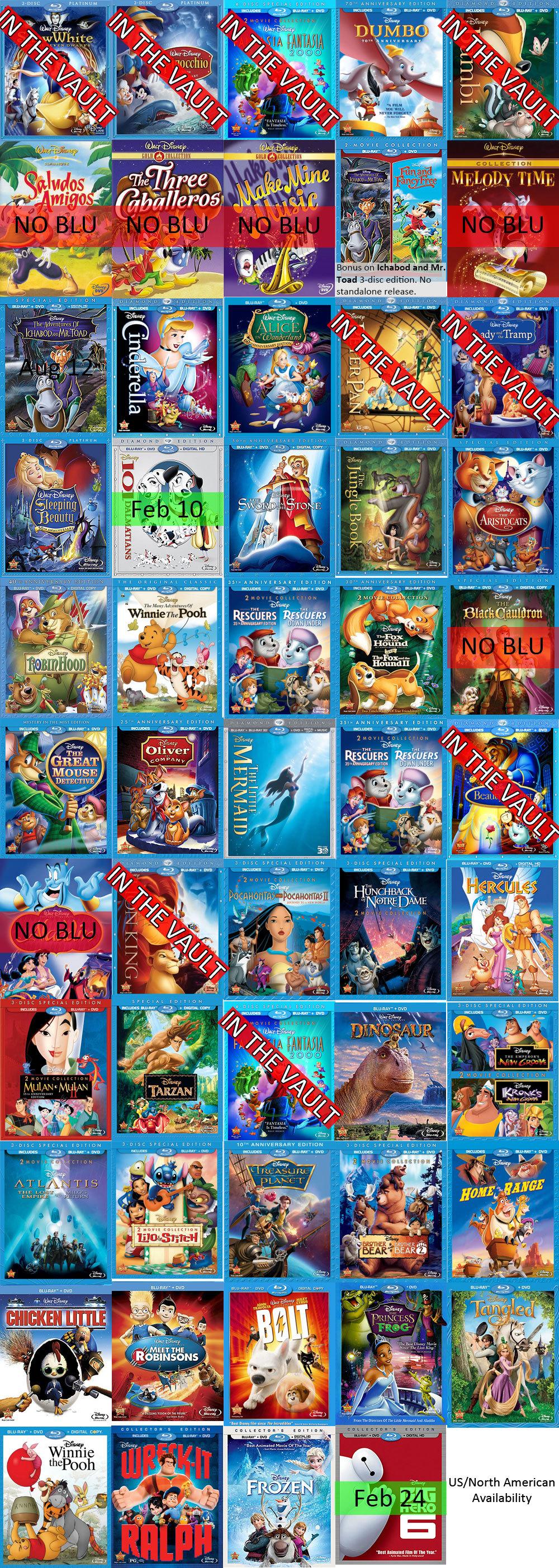 Disneys movie club official