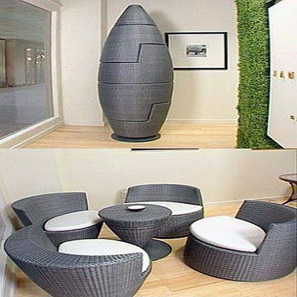 Najdziwniejsze krzesła 24