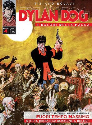 Dylan Dog i colori della paura 04 - Fuori Tempo Massimo (2015)