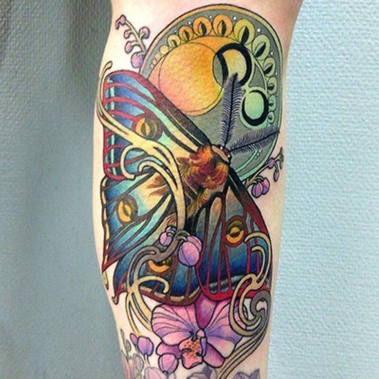 Nietypowe tatuaże #4 35