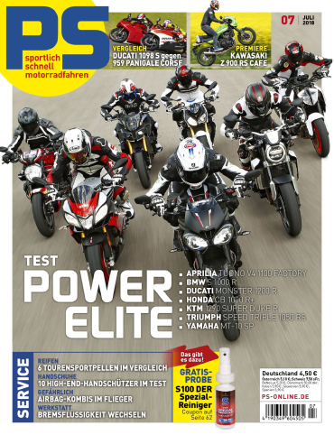 PS Motorradmagazin Juli No 07 2018