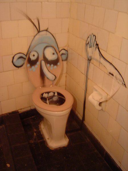 Najdziwniejsze toalety 12