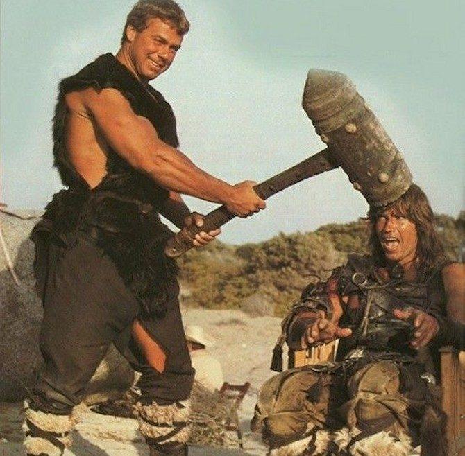 Unikalne zdjęcia - Arnold Schwarzenegger 27