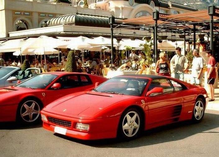 Najdroższe samochody w Księstwie Monako 23