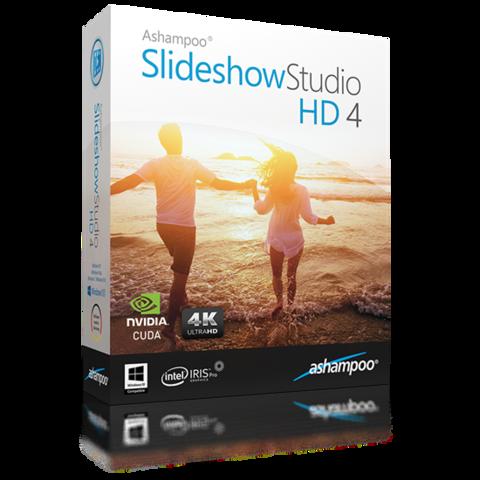 Ashampoo Slideshow Studio.HD v4.0.8.9 + Portable