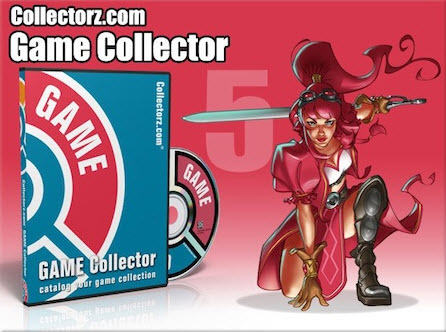 Collectorz.com Game Collector Pro 16.5.2 Multilanguage inkl.German