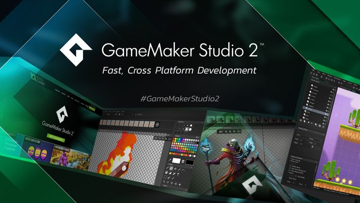 download GameMaker Studio Ultimate v2.1.5.322