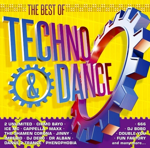 The Best Of Techno & Dance (2 CD) (2014)