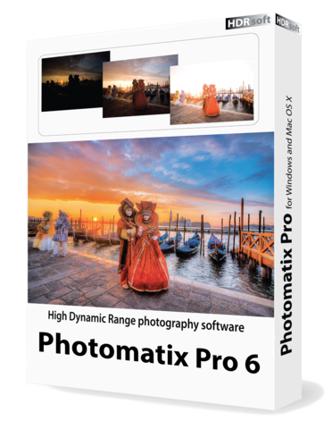 HDRsoft Photomatix Pro v6.0.1
