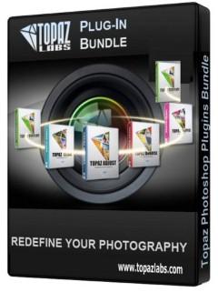 Topaz Plug-ins Bundle for Adobe Photoshop 2018
