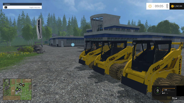 Gehl skid loader pack v3.0