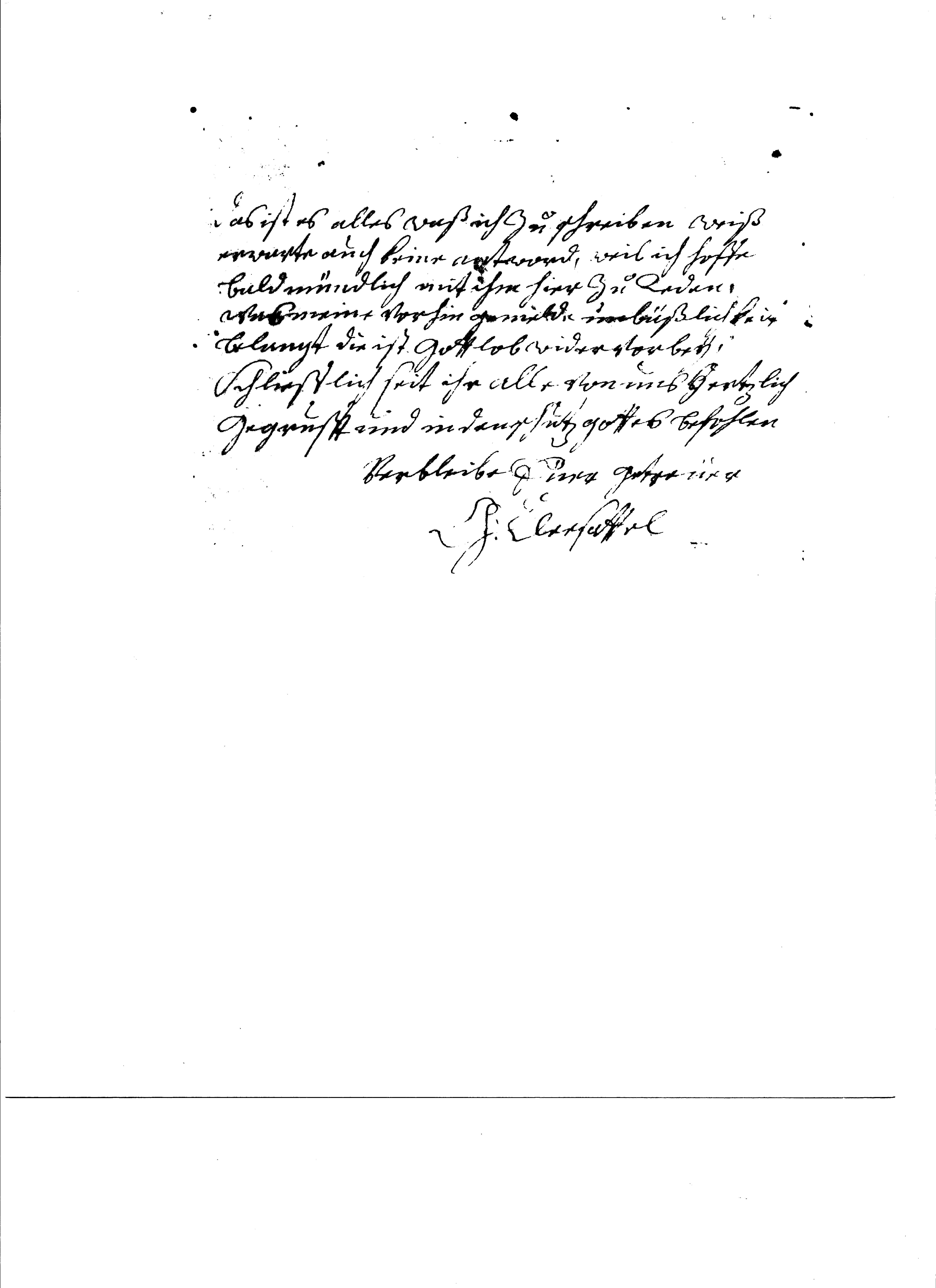 brief von 1762 auf dachboden wer kann ihn lesen wer weiss. Black Bedroom Furniture Sets. Home Design Ideas