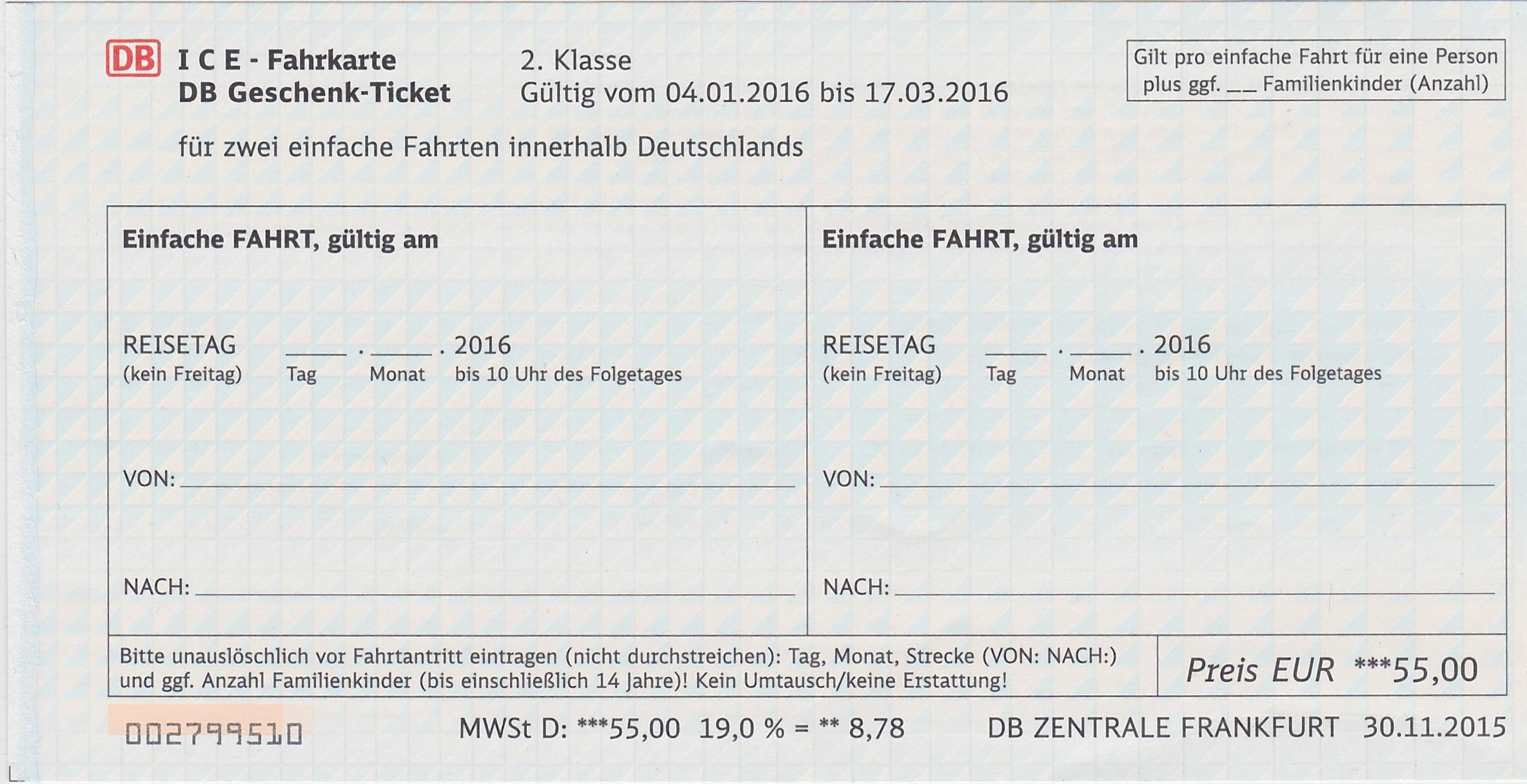 ticket templet