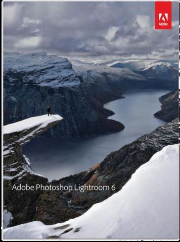 Adobe Photoshop Lightroom CC v6.12 Portable