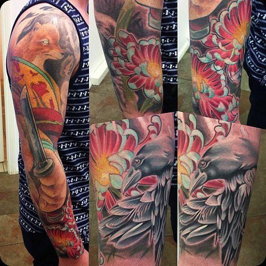Odważne tatuaże #4 42