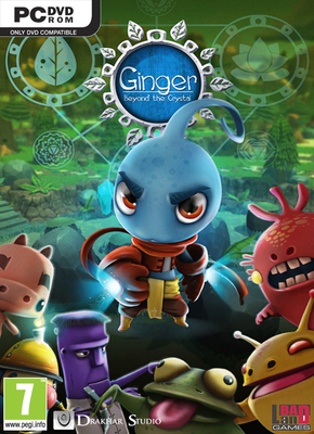 [PC] Ginger: Beyond the Crystal (2016) PROPER-PLAZA Multi - ITA
