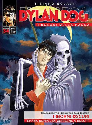 Dylan Dog i colori della paura 34 - I Giorni Oscuri (2016)
