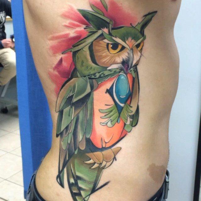 Świetne tatuaże #8 7
