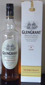 Glen Grant'The Major's Reserve'Flasche