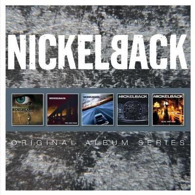 Nickelback - Original Album Series [5CD] (2014)