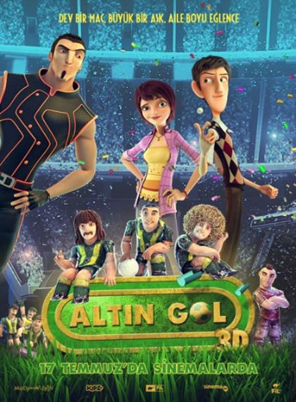 Altın Gol – Metegol 2013 HDRip XviD Türkçe Dublaj – Tek Link