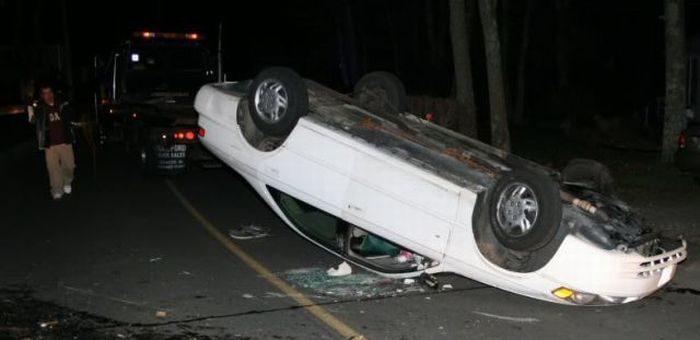 Nietypowe wypadki drogowe 32