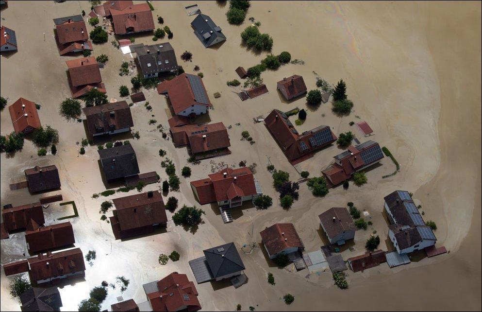 Powodzie w Europie 32